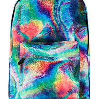 OIL SLICK BACKPACK - Bags - Shoes and Accessories - TOPMAN USA