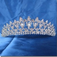 SparklyCrystal Wedding Tiara 42956
