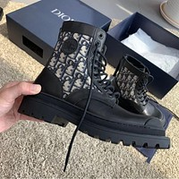 DIOR DD Fashion Women's Boots