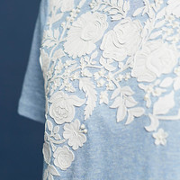 Blanche Embroidered Top