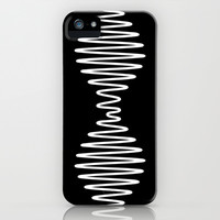 Why'd You Only Call Me When You're High? iPhone & iPod Case by Sara Eshak