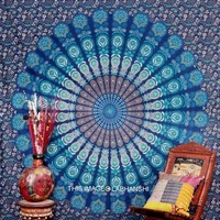 Indian Mandala Tapestry Bohemian Wall Hanging
