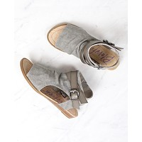 Final Sale - Blowfish - Balla Sandal in Steel Grey