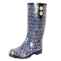 Anchor's Away Rain Boot
