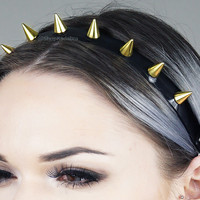 BABY SPIKE CROWN - GOLD