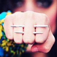 Cool Specific Modeling Gold Ring on Luulla