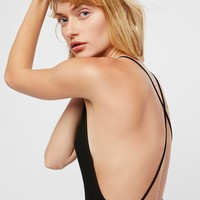 Free People Starlight Rib Slip