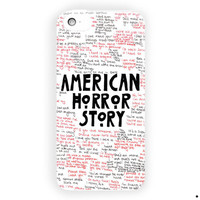 American Horror Story Quotes Supreme For iPhone 5 / 5S / 5C Case