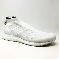 Adidas A16+ Ultraboost Tripe White AC7750 Mens Running Shoes Size 13