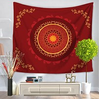 Simple Indian Design Tapestry