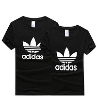 Trendsetter ADIDAS Women Men Lover Casual Shirt Top Tee