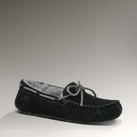 UGG® Olsen for Men | Suede Moccasin Slippers at UGGAustralia.com