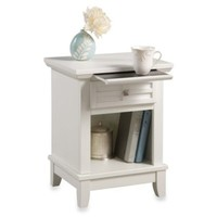 Home Styles Arts & Crafts Night Stand in White