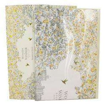 Bergamot & Neroli 5 Fragranced Drawer Liners By Woods of Windsor