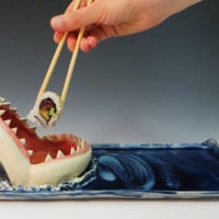 Shark Serving Plate: Made To Order