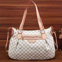 LV Louis Vuitton Women Fashion Casual Shopping Bag Leather Shoulder Bag Satchel Crossbody G