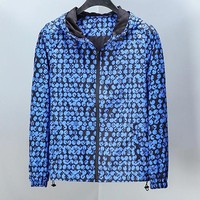 Louis Vuitton LV Autumn Winter Newest Cardigan Jacket Coat Hoodie