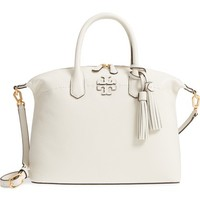 Tory Burch McGraw Slouchy Leather Satchel | Nordstrom