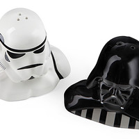 Star Wars Salt & Pepper Shakers