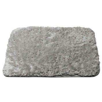 Lakeview Luxury Fuzzy Bath Rugs