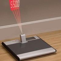 Digital Scale with Projection  @ Sharper Image