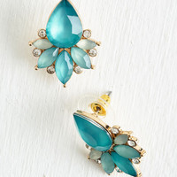 Statement There She Glows Earrings by ModCloth
