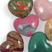 Mineral Heart Rock (Large)