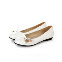 New fashion ladies shoes with flat ballet shoes