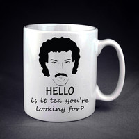 HELLO Lionel Richie Personalized mug/cup
