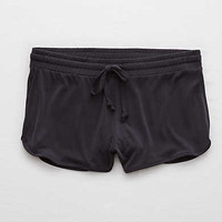 Aerie Real Soft® Dolphin Short , Stone