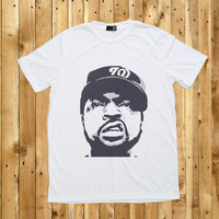 Ice Cube Shirt N.W.A. T Shirt Men Women T-Shirt Size S M L