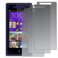 HTC 8X Screen Protector Cover, EMPIRE 3 Pack of Matte Anti-Glare Screen Protectors for HTC Windows Phone 8X
