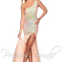 Precious Formals P9033 at Prom Dress Shop