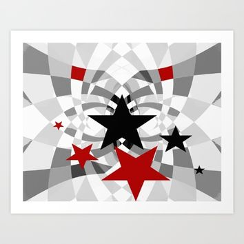 Starscape Art Print by Gift Of Signs
