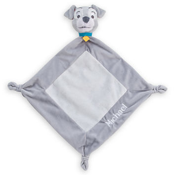 Tramp Plush Blankie for Baby - Personalizable