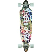 "Madrid Creep 38"" Beach Life Complete 9X38/32 Longboard"
