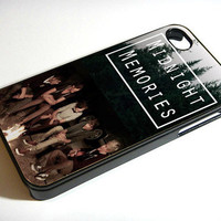 One Direction Midnight Memories - Print on iPhone 4/4s Case - iPhone 5 Case - Samsung Galaxy S3 - Samsung Galaxy S4