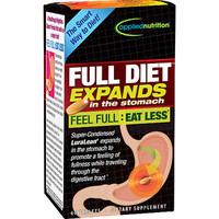 Walmart: Full Diet Appetite Suppressant Dietary Supplement Tablets, 60 count