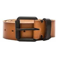 Linea Pelle Versatile Belt in Brown