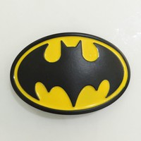 Superhero Batman belt buckle