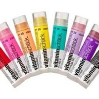 Vitamin Water Vitaminwater Vitaminschtick Flavored Lip Gloss Revive Fruit Punch (Purple Color)