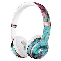 Fibrous Watercolor Full-Body Skin Kit for the Beats by Dre Solo 3 Wireless Headphones