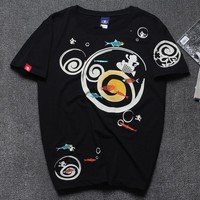 Men's Fashion Short Sleeve T-shirts [10630013123]