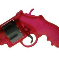 Russian Roulette Revolver Shots Drinking Game - Pink