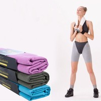 Fitness Sports Gym Camp Swim Travel Yoga Shower Bath Towel Washcloth Quick Dry