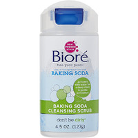 Baking Soda Cleansing Scrub