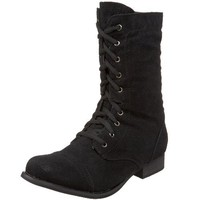 Wanted Shoes Women's Commando Boot