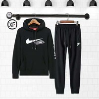 Nike Fashion Casual Hoodie Sweater Pants Trousers Set Two-Piece G-MLDWX