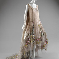 Delicate Fairy Wedding Dress! Fey, Fairy, and Magical Dress!
