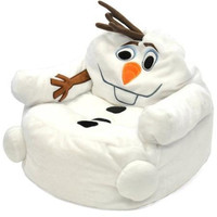 Frozen Olaf Toddler Bean Chair